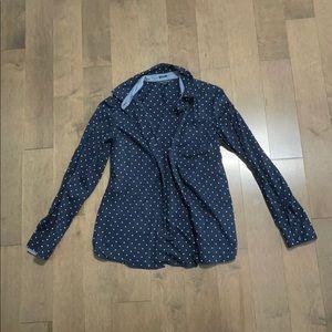 Tommy Hilfiger button up blouse